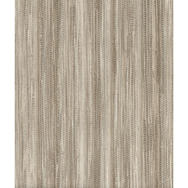Papel de parede vin lico textura marrom rolo com 9 5m - Papel vinilico leroy merlin ...