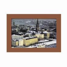Porta Retrato Sezze Dourado 15x21cm