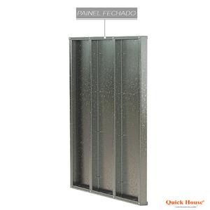 Painél Metalico 1,80x2,60m Quick House