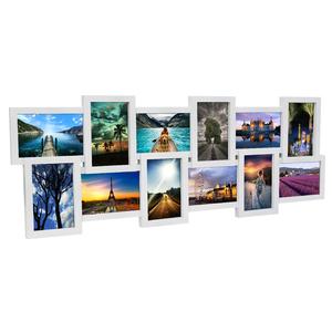 Painel de Fotos Multi Branco 82x30cm