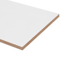 Painel de Madeira MDF Branco 60x30cm JR