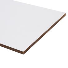 Painel de Madeira MDF Branco 70x40cm JR