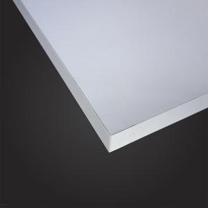 Painel de Madeira MDF Branco 90x60x4,4cm Schneider