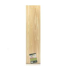 Painel de Madeira Natural Pinus 120x30cm Eco Idea