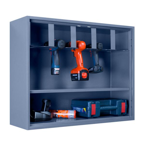 Painel ferramentas el tricas 575x725x230mm presto leroy for Leroy merlin oficinas