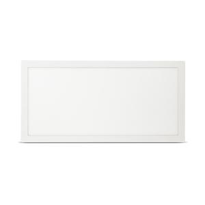 Painel LED de Embutir Quadrado 10x120cm Bivolt