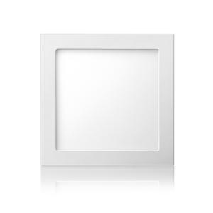 Painel LED de Embutir Quadrado Luz Branca Bivolt