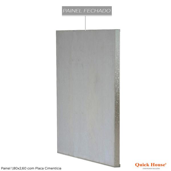 Elegant Painl Metalico Xm Com Placa Cimentcia Quick House With Plancha  Metalica Leroy Merlin.