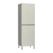 Paneleiro de Cozinha Duplo 220x70x53cm Kashmir Prime Luciane