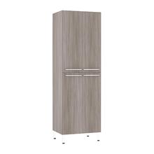 Paneleiro de Cozinha Duplo 220x70x53cm Malbec Prime Luciane