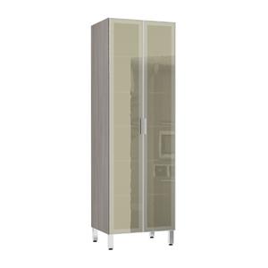 Paneleiro de Cozinha Duplo 220x70x53cm Reflecta Prime Luciane