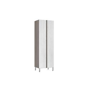 Paneleiro de Cozinha Duplo 220x70x53cm Venezia Prime Luciane