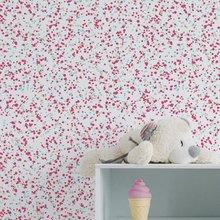 Papel de parede Florence -Flor Arabesco - Bege Creme e