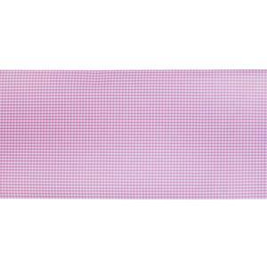 Papel de Parede Basic Xadrez Rosa 52cm Plavitec