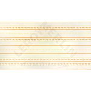 Papel de Parede Girls Coração Listras 0,53x10m Branco/Amarelo Art Papier