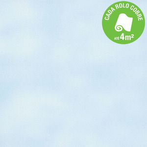 Papel de Parede Nuvem Rolo com 10m