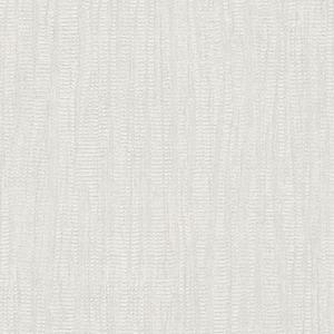 Papel de Parede Sob Encomenda TNT Croc Texturizado Branco Rolo com 10m