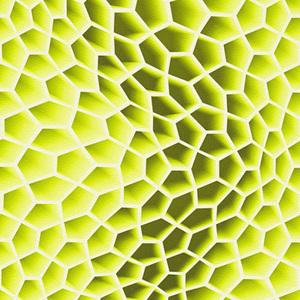 Papel de Parede sob Encomenda TNT Mac Amarelo Rolo com 10m