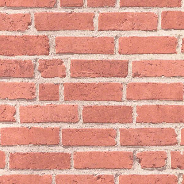 Papel de parede tnt tijolo vermelho rolo com 10m leroy - Papel para pared leroy merlin ...