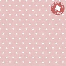 Papel de Parede Vinilizado Coração Art Papier 0,53x10m