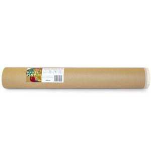 Papel Kraft para Pintura com Fita Crepe 0,60m x 20m