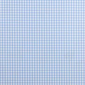 Papel Parede Basic Xadrez 0,52X10m Azul Plavitec