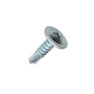 Parafuso de Aço para Drywall 4,2x13mm Auto Brocante Lentilha Philips 100 peças
