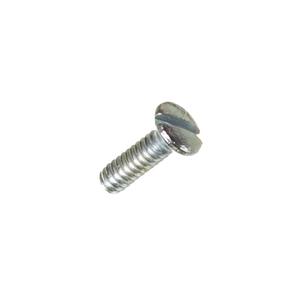 Parafuso de Aço para Metal 4,7x12,7mm Máquina Chata Fenda 6 peças