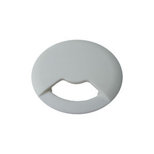 Passa Fio Branco 60mm Plástico Fixtil