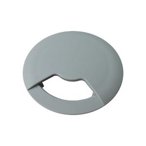 Passa Fio Cinza 60mm Plástico Fixtil