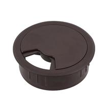 Passa Fio Marrom 23x60,5mm Polipropileno Fixtil