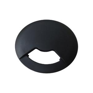 Passa Fio Preto 60mm Plástico Fixtil