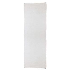 Passadeira Franjado Branca 0,60x1,80m
