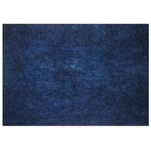 Passadeira Liso Agulhado Azul 60cm