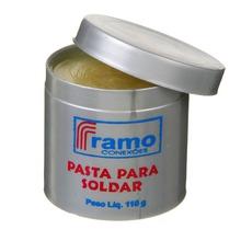 Pasta para Solda Estanho/Chumbo 110grs Água Quente e Fria Ramo