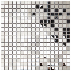 Pastilha AX10 30x30cm Glass Mosaic