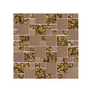 Pastilha AX15 29,8x29,8cm Glass Mosaic