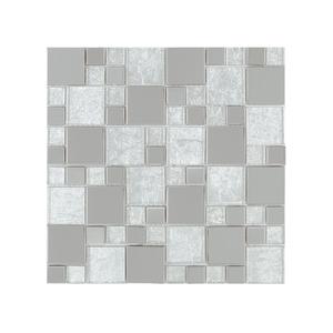 Pastilha AX17 29,8x29,8cm Glass Mosaic