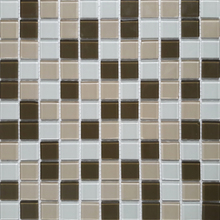 Pastilha Cristal MIX2511 30x30cm Glass Mosaic