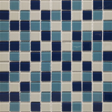 Pastilha Cristal MIX2512 30x30cm Glass Mosaic