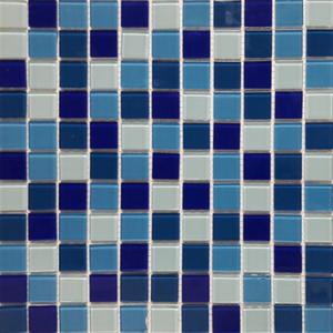 Pastilha Cristal MIX2513 30x30cm Glass Mosaic