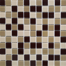 Pastilha Cristal MIX2514 30x30cm Glass Mosaic