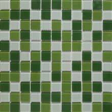 Pastilha Cristal MIX2515 30x30cm Glass Mosaic