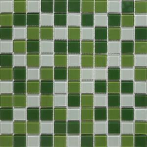 Pastilha Cristal MIX2515 30x30cm Glass Mosaic