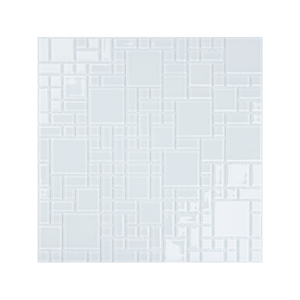Pastilha Cristal Mosaic CN116 30x30cm Glass Mosaic
