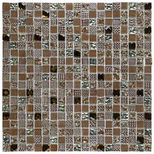 Pastilha D1013 30x30cm Glass Mosaic