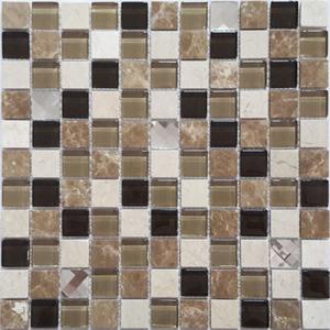 Pastilha D339 29x29cm Glass Mosaic