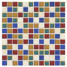Pastilha de Porcelana Colorido 2,5x2,5
