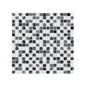 Pastilha Galliano GG20 30x30cm Glass Mosaic