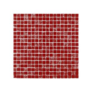 Pastilha GG12 30x30cm Glass Mosaic